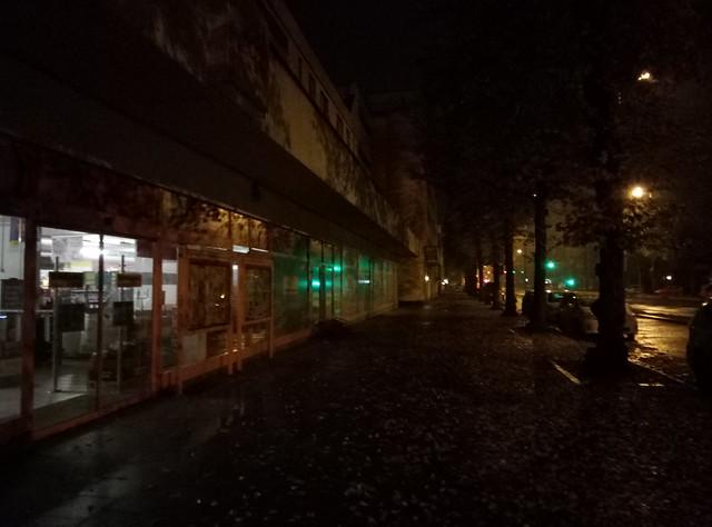 берлин ночь