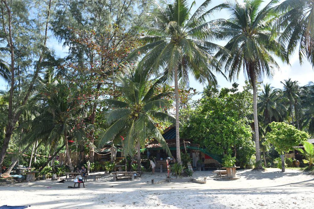 Ко Панган пляжи