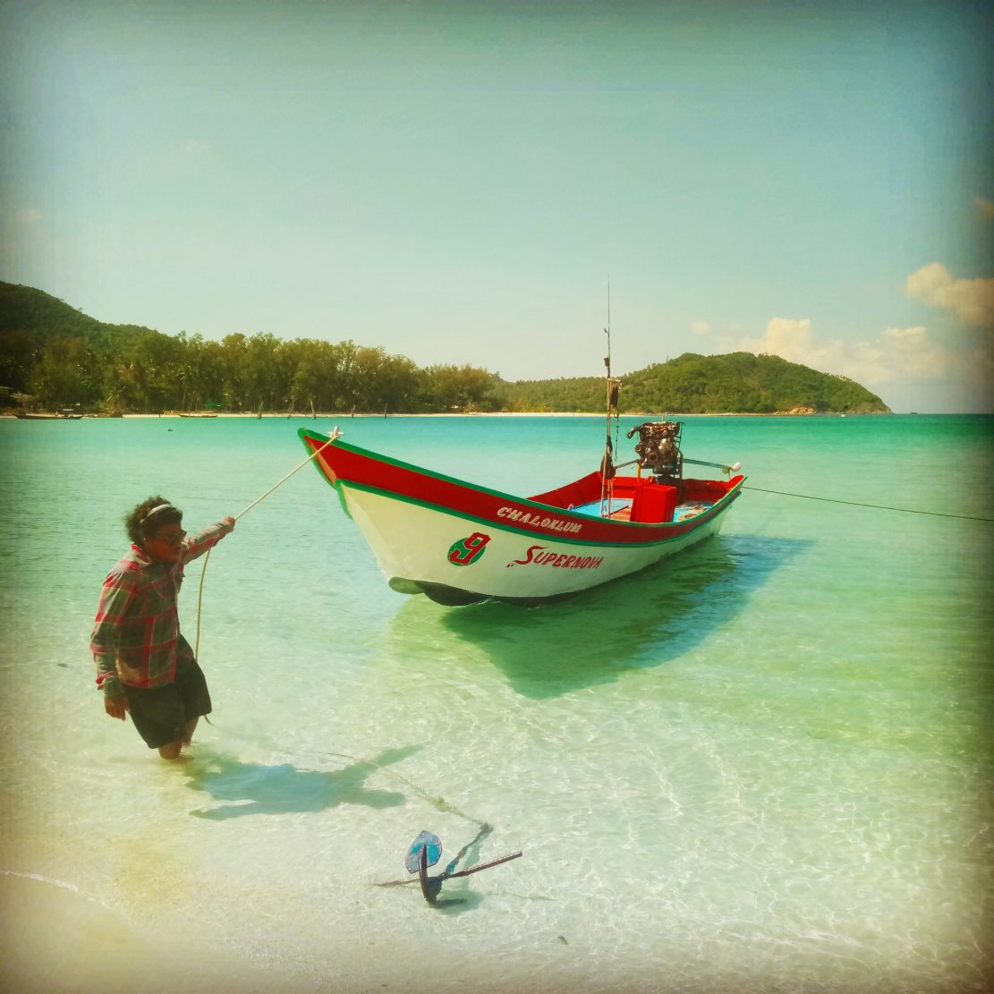 таиланд остров ко панган