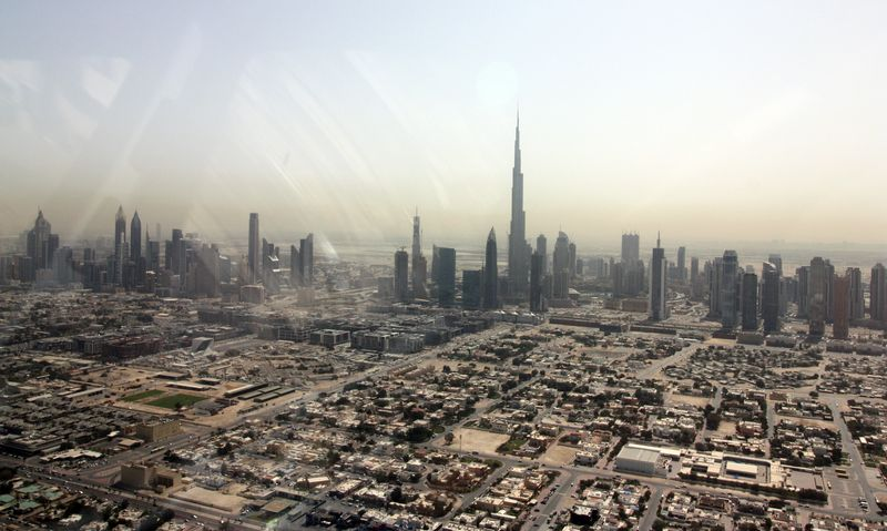 Дубай вертолётная экскурсия