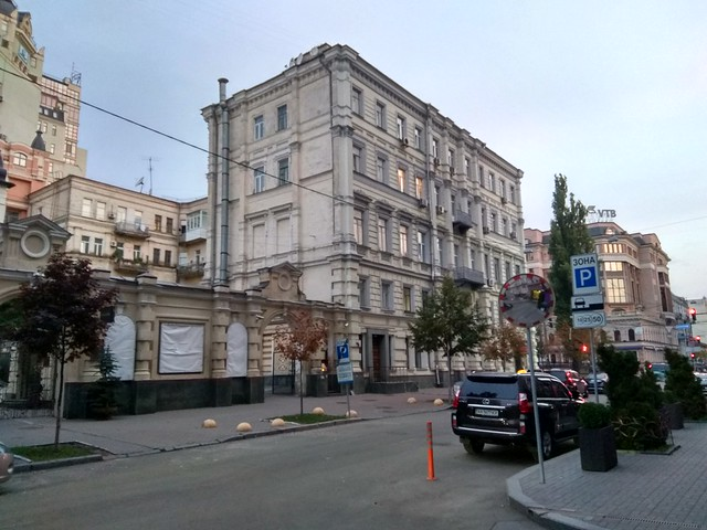 Москва и Киев похожи