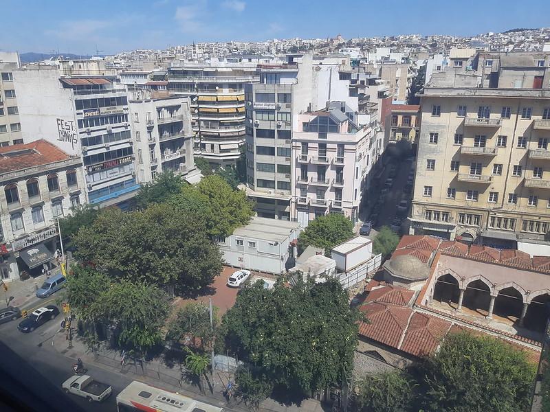 город салоники греция