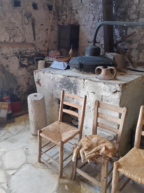 Омодос деревня Кипр