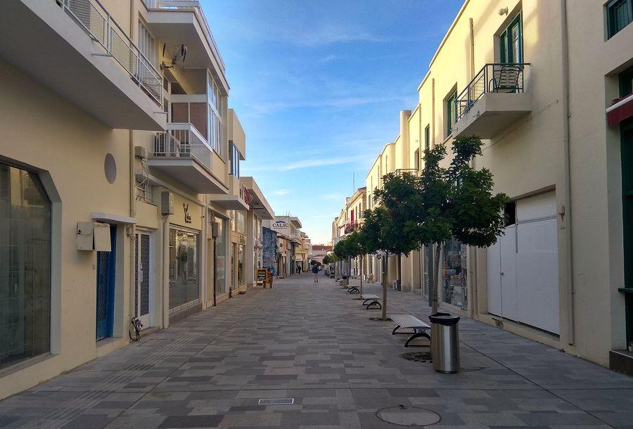 Переулки Пафоса
