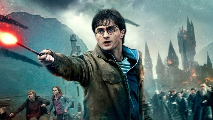 Гарри Поттер 1, 2, 3, 4, 5, 6, 7