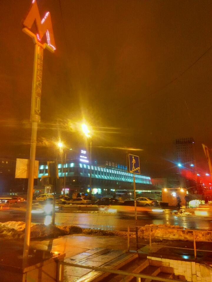 москва ночь гольяново щёлковская