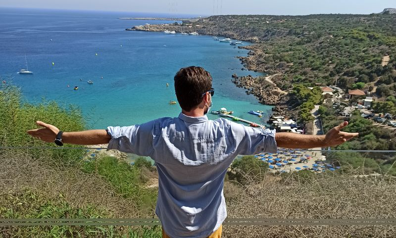 Кипр 2020 Айя Напа и Протарас видео