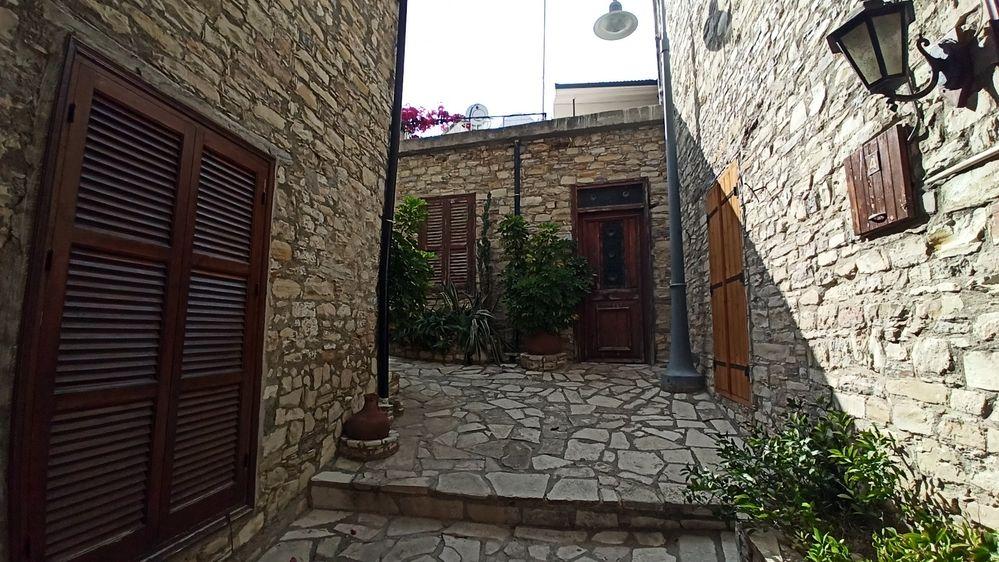 Кипр деревня Пано Лефкара
