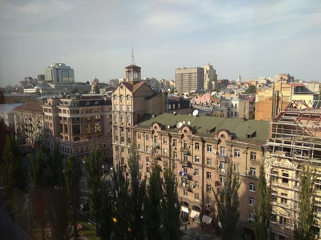 Премьер Палас отель Киев ресторан