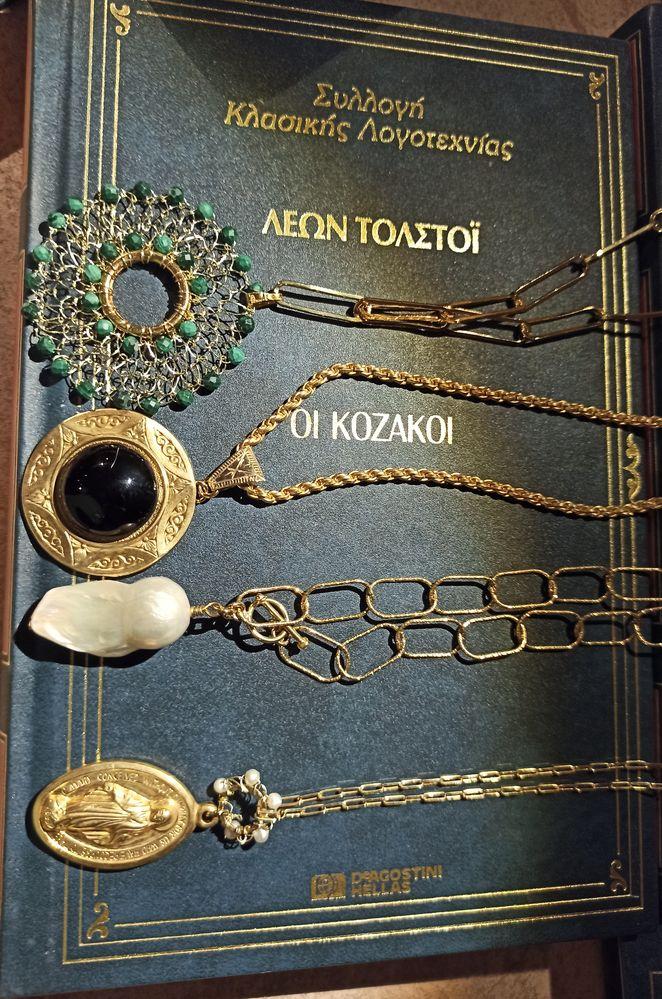 русские книги на греческом языке - лев толстой - казаки