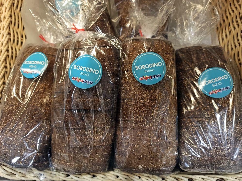 русские продукты за границей хлеб бородинский