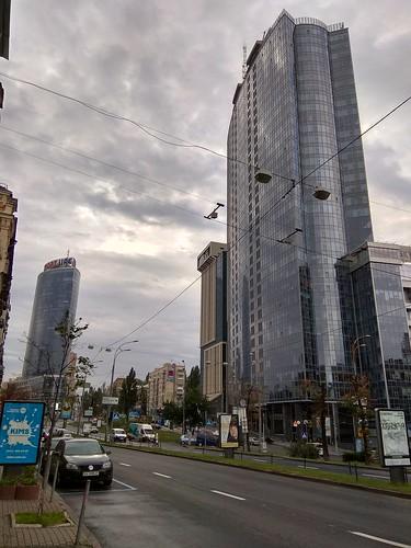 центр киева 2017