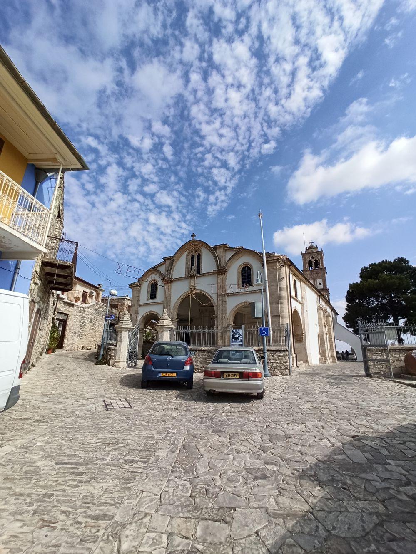церковь лефкара кипр