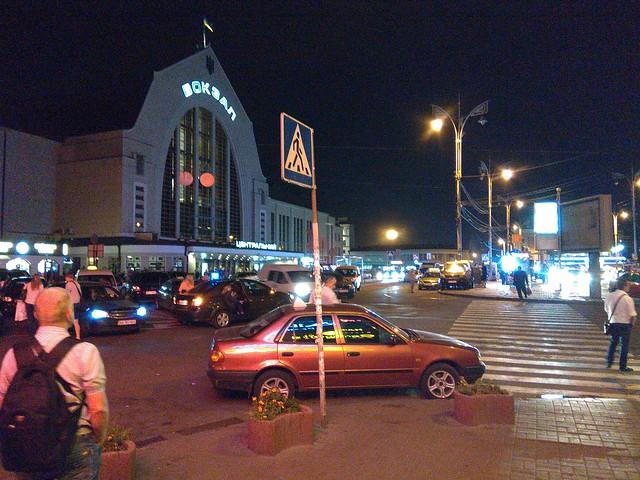 жд вокзал киев