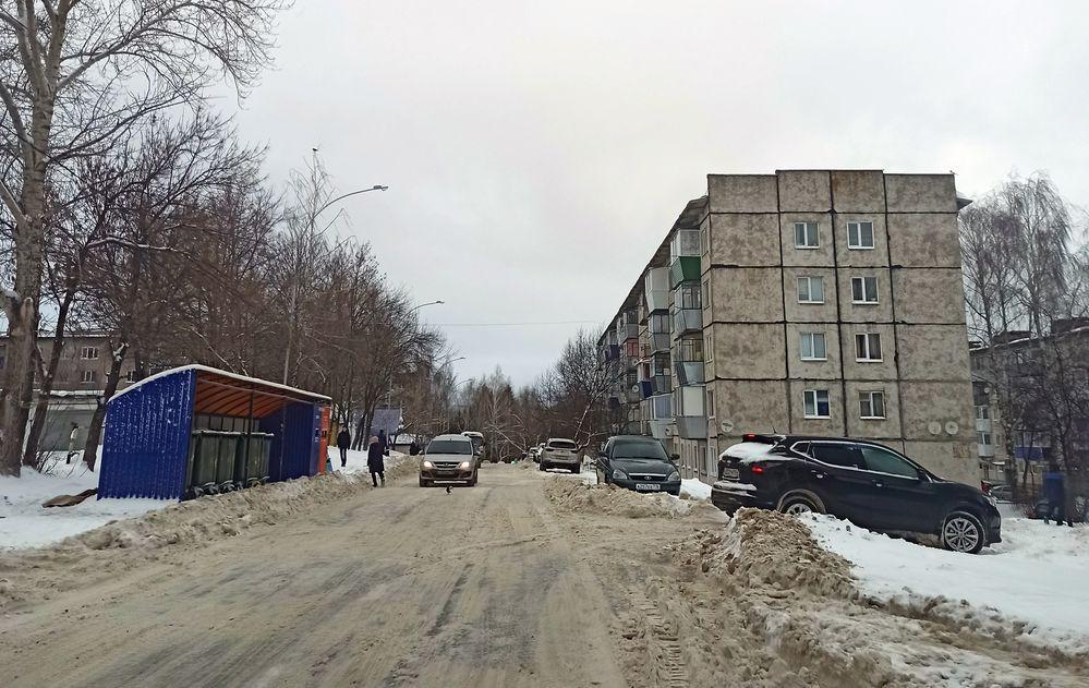 россия зима дороги