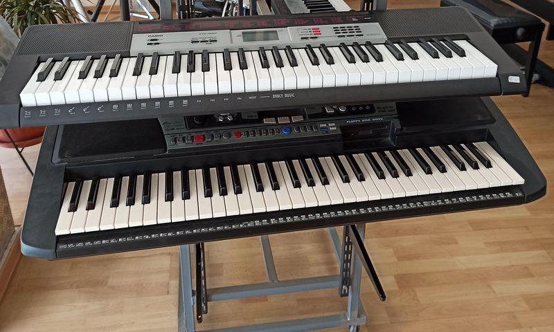 Минусовки или караоке под пианино