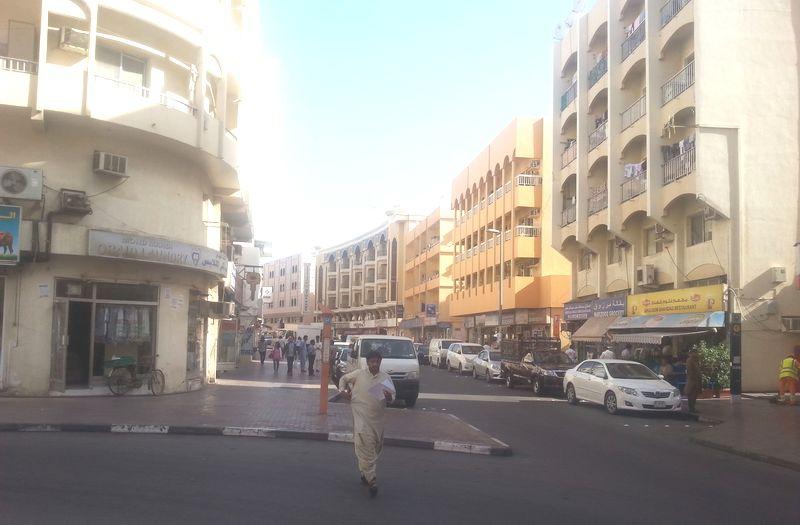 Дубай индийский квартал