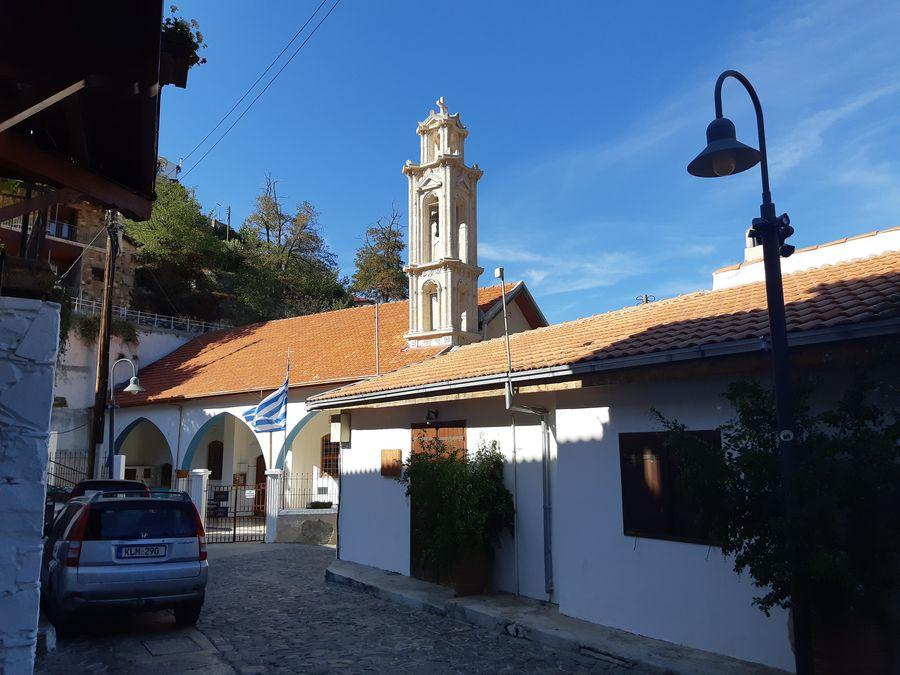 Кипр, Kalapanayiotis