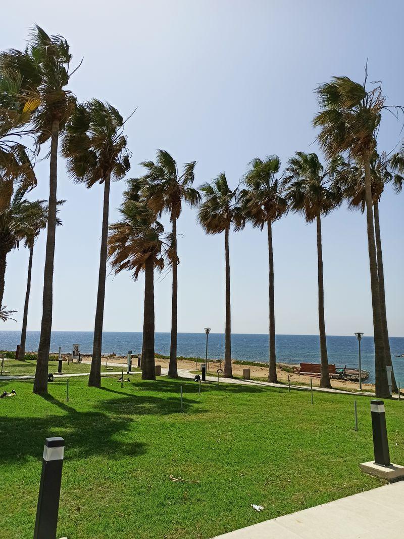 Комендантский час на Кипре